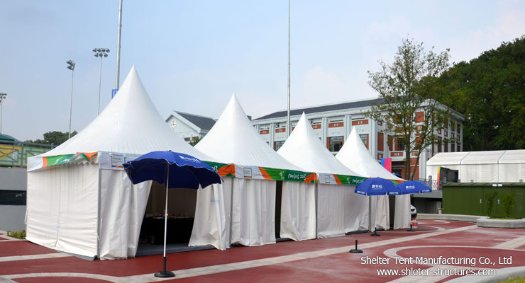sport game tent