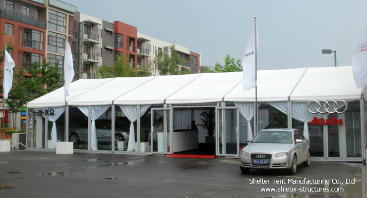 party tent for event