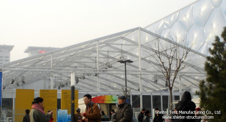 trade show tent exhibition tent structure