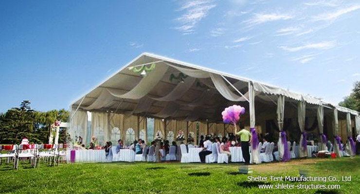 party tent curtains