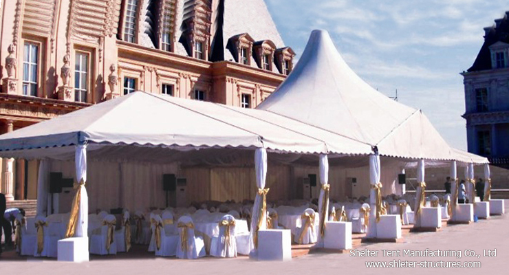 party tents for sale white